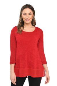 Nygard red top
